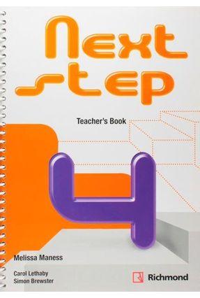 Next Step 4 - Teacher's Book - Carol Lethaby; Simon Brewster | Tagrny.org