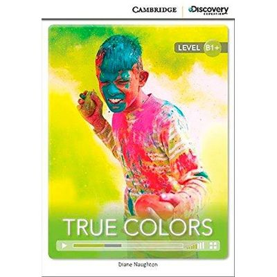 True Colors - Book with Online Access