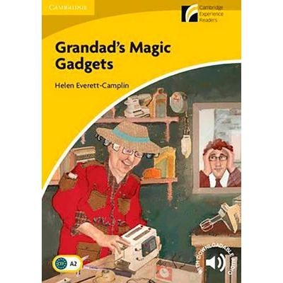 Grandads Magic Gadgets - Cambridge Discovery Readers Level 2
