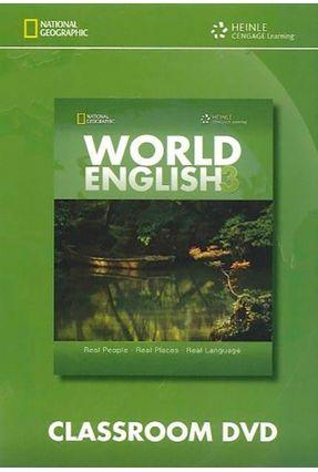 World English 3 - Classroom DVD - Johannsen,Kristin Tarver Chase,Rebecca Milner,Martin   Hoshan.org