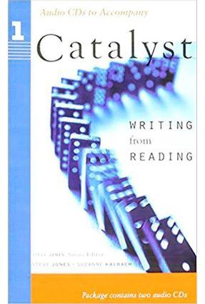 Catalyst: Writing From Reading 1 - Audio CD - Brems,Marianne Jones,Steve Kalbach,Suzanne pdf epub