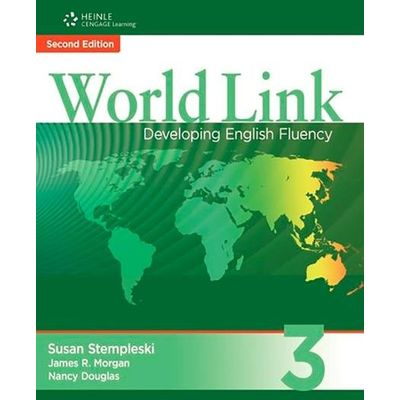 World Link 2nd Edition Book 3 - DVD