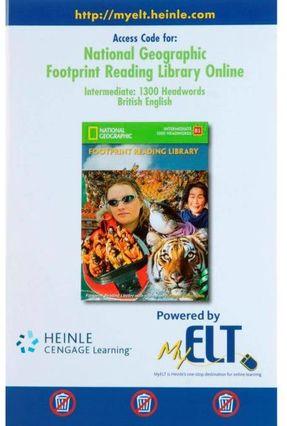 Footprint Reading Library - Level 3  1300 B1 - Online - British English - Waring,Rob | Nisrs.org