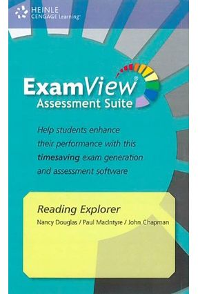 Reading Explorer 1 - 4 - Assessment CD-ROM - Douglas,Nancy Maclntyre,Paul pdf epub