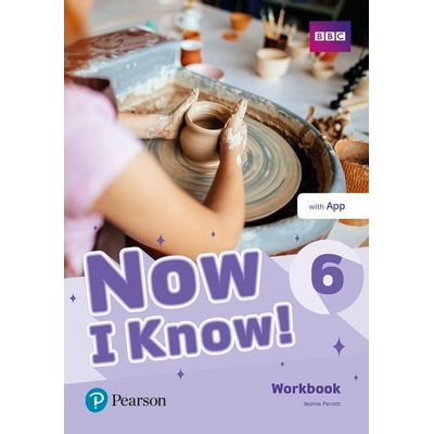 Now I Know! 6: Workbook With App
