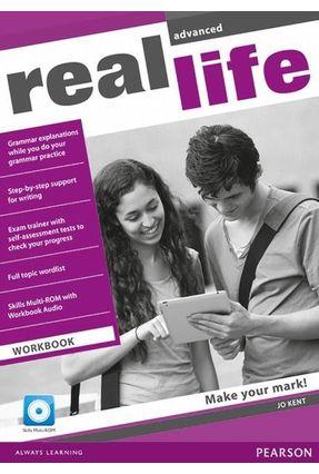 Real Life Adv Wb & Multirom 1E Adv Wb & Multi-Rom 1E - Editora Pearson | Hoshan.org