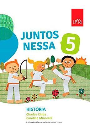 Juntos Nessa - História - Vol. 5 - Juntos Nessa - Charles Chiba Caroline Minorelli pdf epub