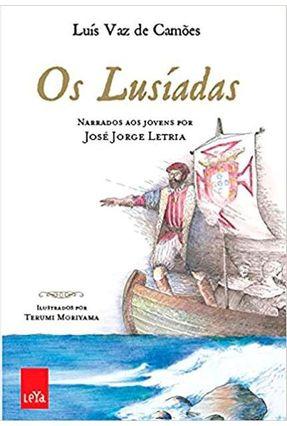 Os Lusíadas (Adaptação) - José Jorge Letria   Hoshan.org