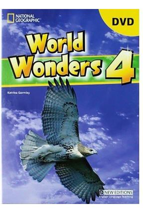 World Wonders 4 - DVD - Clements,Katy Crawford,Michele | Hoshan.org