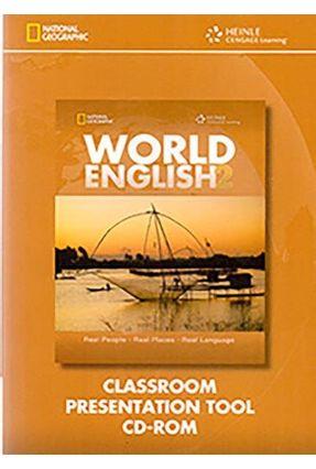 World English 2 - Classroom Presentation Tool CD-ROM - Johannsen,Kristin Milner,Martin Taver Chase,Rebbeca | Tagrny.org