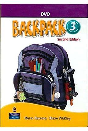 Backpack 3 - DVD - 2nd Ed. - Pearson | Hoshan.org