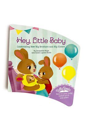 Hey, Little Baby - Belly Books - Boyle,Jacqueline | Hoshan.org
