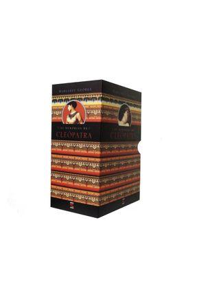 As Memorias de Cleopatra - 3 Volumes