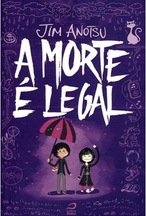 A Morte É Legal - Anotsu,Jim | Hoshan.org