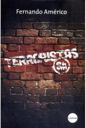 Terroristas S.a - Américo,Fernando pdf epub