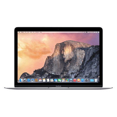 "MacBook Mf865bz/A Prateado Intel Core M 1.2Ghz, 8 Gb, SSD 512 Gb, Tela Retina 12"" Os X Yosemite"