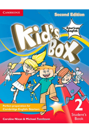 Kids Box American English 2 - Student's Book - 2nd Edition - Nixon,Caroline | Hoshan.org