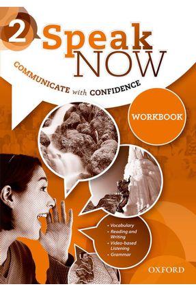 Speak Now - Level 2 - Workbook - Editora Oxford   Hoshan.org