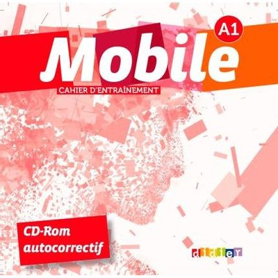 Mobile 1 (A1) - CD-ROM D´Exercices Importado