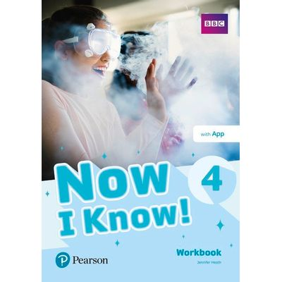 Now I Know! 4: Workbook With App