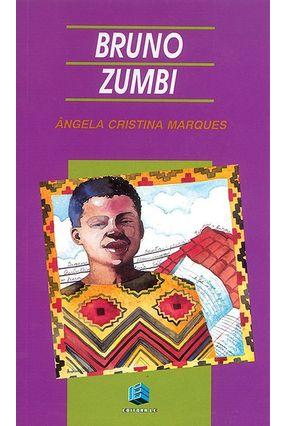 Bruno Zumbi - Col. Adolescer - Marques,Ana Cristina pdf epub