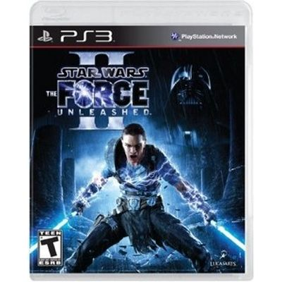 Star Wars - The Force Unleashed II - Ps3