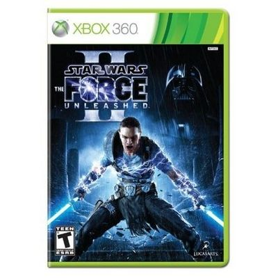 Star Wars - The Force Unleashed II - X360