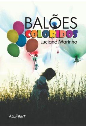 Balões Coloridos - Marinho,Luciano | Hoshan.org