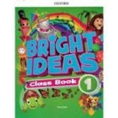 BRIGHT IDEAS 1 - CLASS BOOK - OXFORD