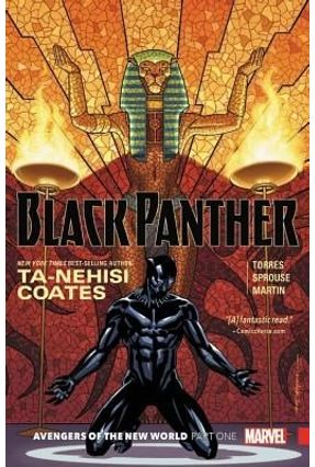 Black Panther Vol. 4 - Avengers Of The New World Book 1 - Coates,Ta-Nehisi | Tagrny.org