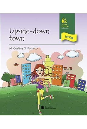 Upside-Down Town - Story Telling Collection For Kids - Menezes,Patricia Paulozi de pdf epub