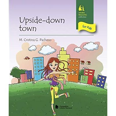 Upside-Down Town - Story Telling Collection For Kids