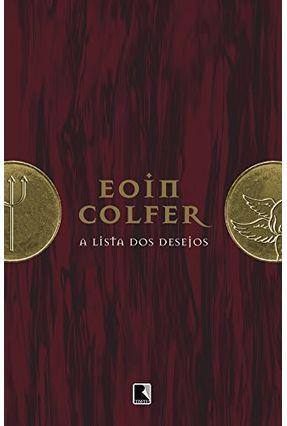 A Lista dos Desejos - Colfer,Eoin pdf epub