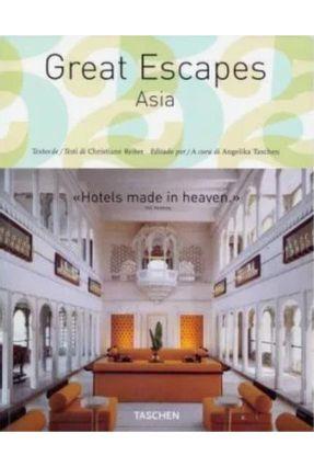 Great Escapes - Ásia - Reiter,Christiane pdf epub