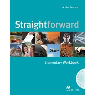 Straightforward Elementary - Workbook + Audio CD - Without Key