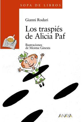 Los Traspiés De Alicia Paf - Rodari,Gianni | Tagrny.org