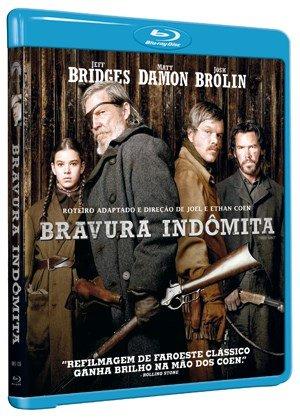 Bravura Indômita - Blu-ray - Saraiva