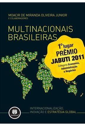 Multinacionais Brasileiras - Junior,Moacir Miranda de Oliveira | Tagrny.org