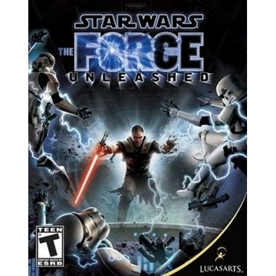 Star Wars - The Force Unleashed - PS3