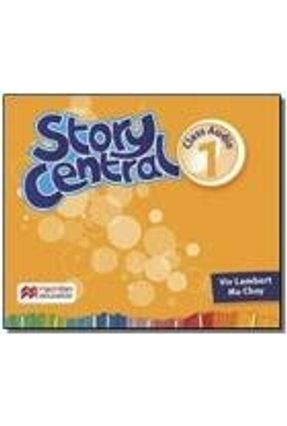 STORY CENTRAL 1 CLASS AUDIO CD