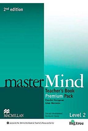 Mastermind - Teacher's Book - Pack Premium - Level 2 - V. Murugesan A. Worcester pdf epub