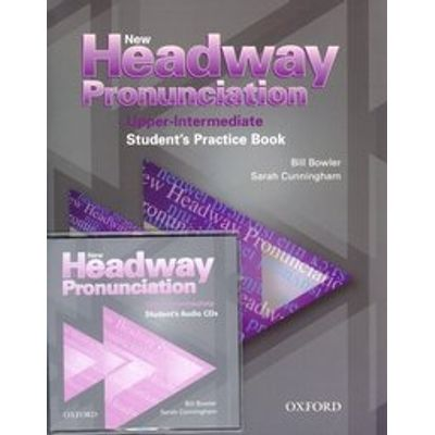 New Headway Pronunciation - Upper-Intermediate - Student's Practice Book and Audio CD Pack