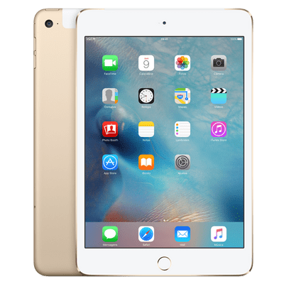 iPad Mini 4 Wi-Fi 4G 16Gb Dourado Apple