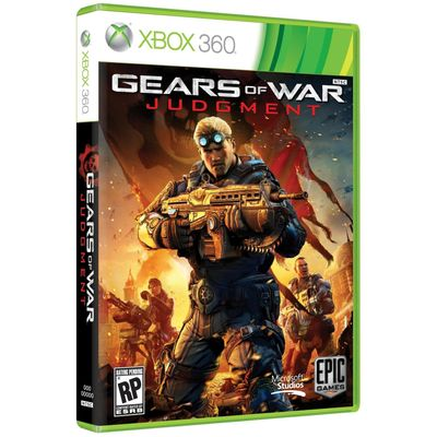 Gears Of War: Judgment - X360