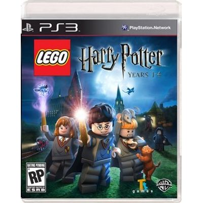 Lego Harry Potter - Anos 1 a 4 - Ps3