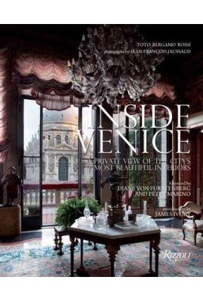 Inside Venice - Rossi,Toto Bergamo Jaussaud,Jean-Francois | Tagrny.org