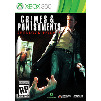 Crimes And Punishment - Sherlock Holmes - X360