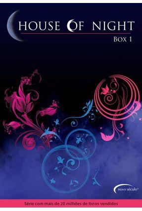 Série House Of Night - Edição Especial - Box 1