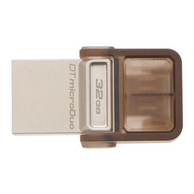 Pen Drive Kingston DataTraveler Duo Dtduo 32Gb