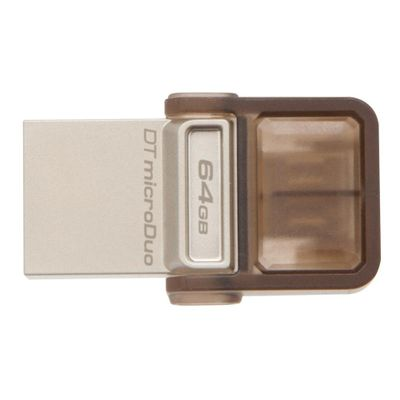 Pen Drive Kingston DataTraveler Duo Dtduo 64Gb